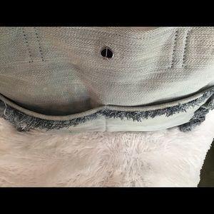 kate spade Bags - Kate Spade Sam Denim large tote